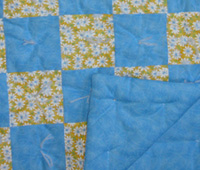 Baby Quilt #112
